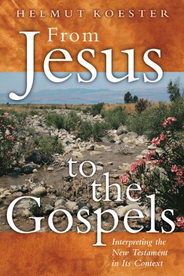from jesus to the gospels